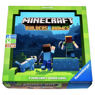 Ravensburger Minecraft - Builders & Biomes [Multi] ***Damaged box - 001***