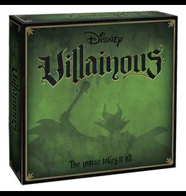 Ravensburger Disney - Villainous [anglais] ***Boite endommagée - 002***