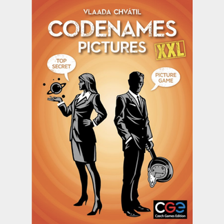 CGE Codenames - Pictures - XXL [English]