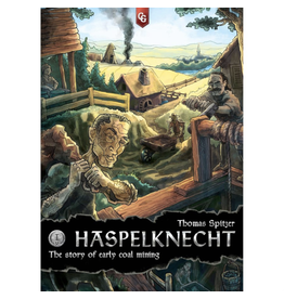 Capstone Games Haspelknecht [anglais]