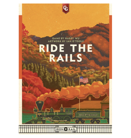 Capstone Games Ride the Rails [anglais]