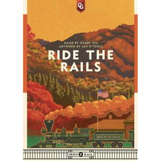 Capstone Games Ride the Rails [English]