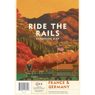 Capstone Games Ride the Rails : France & Germany [English]