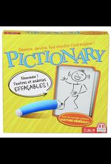 Mattel Games Pictionary [français]