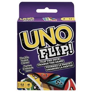 Mattel Games Uno - Flip ! [multilingue]