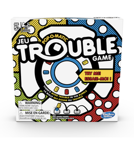 Hasbro Games Trouble (Frustration) [multilingue]