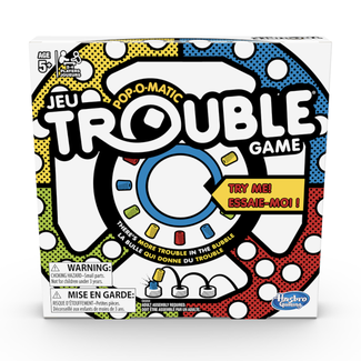 Hasbro Games Trouble (Frustration) [Multi]