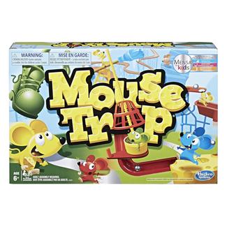 Hasbro Games Mouse Trap [Multi]