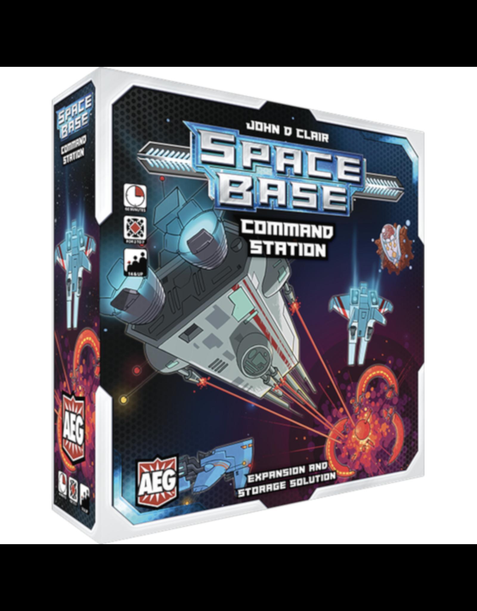 AEG Space Base : Command Station [anglais]