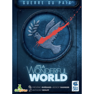 La Boite de Jeu It's a Wonderful World : Guerre ou Paix [French]