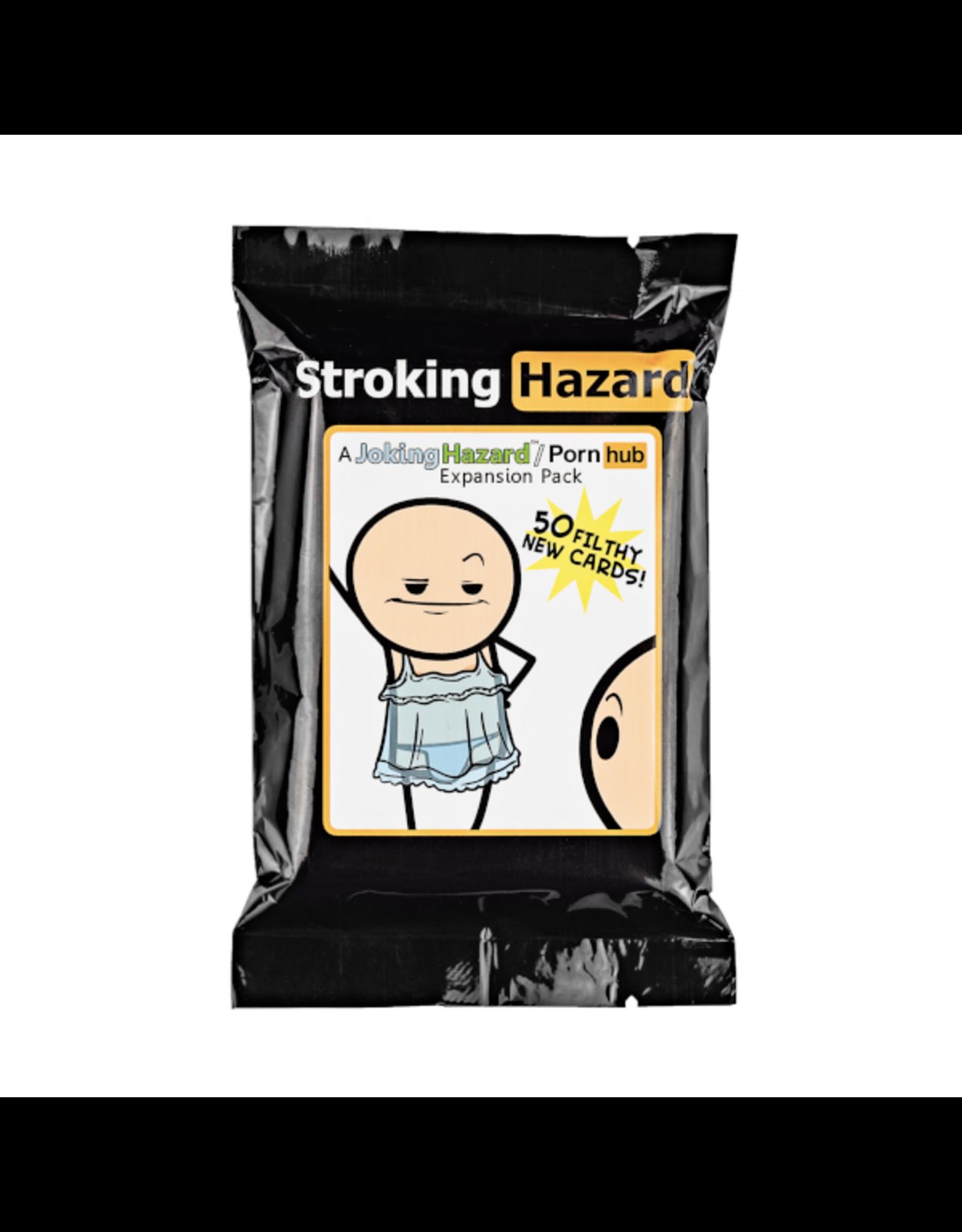 Breaking Games Joking Hazard : Stroking Hazard [anglais]