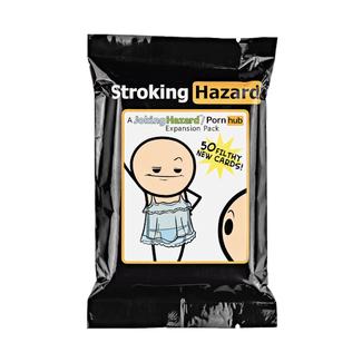 Breaking Games Joking Hazard : Stroking Hazard [English]