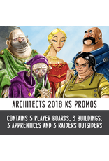 Pixie Games Architects of the West Kingdom : KS Promo [anglais]