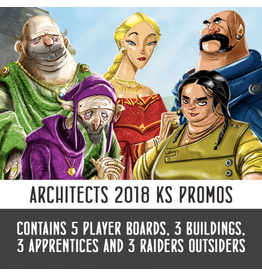 Pixie Games Architects of the West Kingdom : KS Promo [anglais]