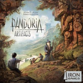 Iron Games Pandoria : Artifacts [multilingue]