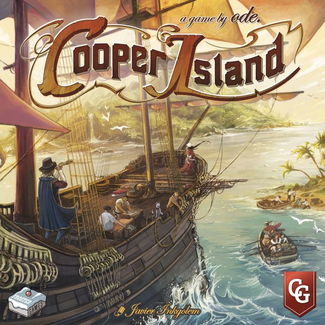 Capstone Games Cooper Island [English]