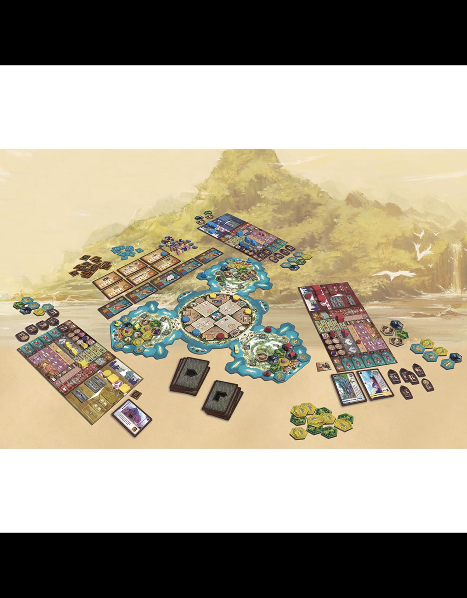 Capstone Games Cooper Island [anglais]