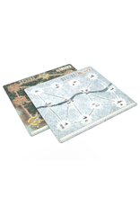 Leder Games Root : Playmat - Fall/Winter [anglais]