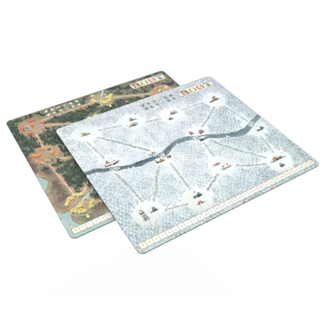 Leder Games Root : Playmat - Fall/Winter [anglais]