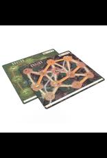Leder Games Root : Playmat - Mountain/Lake [anglais]