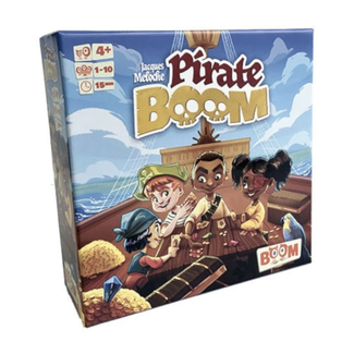 Jouets Boom Pirate Boom (nouvelle édition) [Multi]