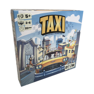Jouets Boom Taxi (nouvelle édition) [French]