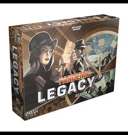 Z-Man Pandemic - Legacy - Season 0 [anglais]