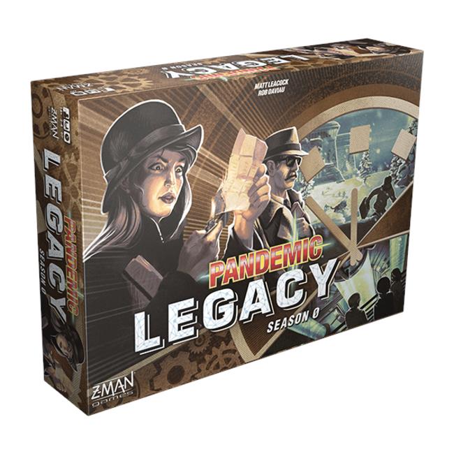 Z-Man Pandemic - Legacy - Season 0 [English]