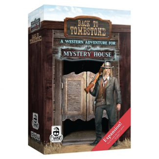 Cranio Creations Mystery House : Back to Tombstone [anglais]