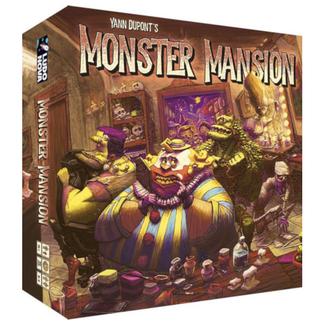 Ludonova Monster Mansion [anglais]