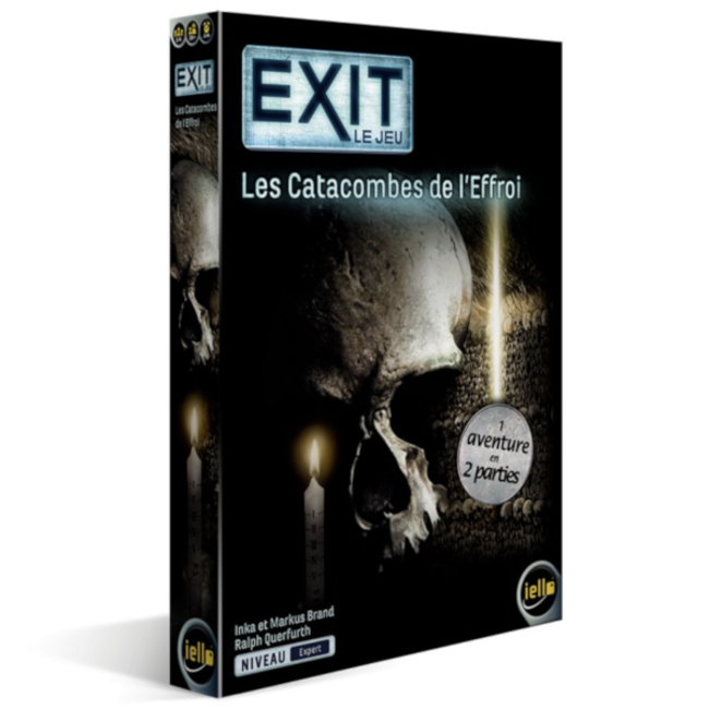 Iello Exit (11) - Les catacombes de l'effroi [French]
