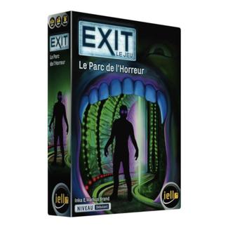 Iello Exit (12) - Le parc de l'horreur [French]