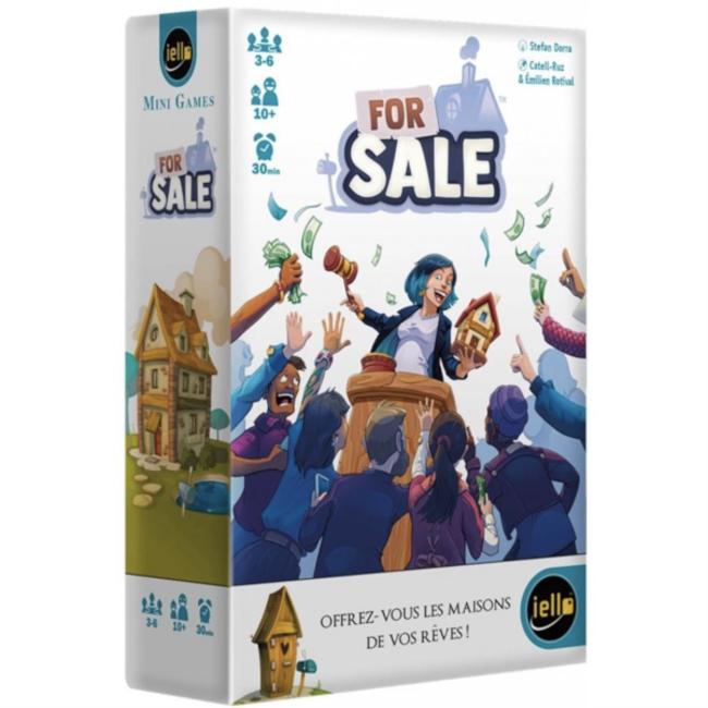 Iello For Sale (nouvelle édition) [French]