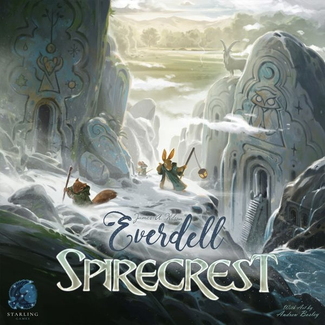 Greater Than Games Everdell : Spirecrest [English]