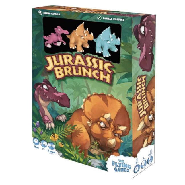The Flying Games Jurassic Brunch [Multi]