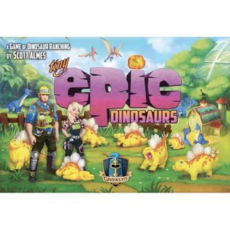 Pixie Games Tiny Epic - Dinosaurs [English]