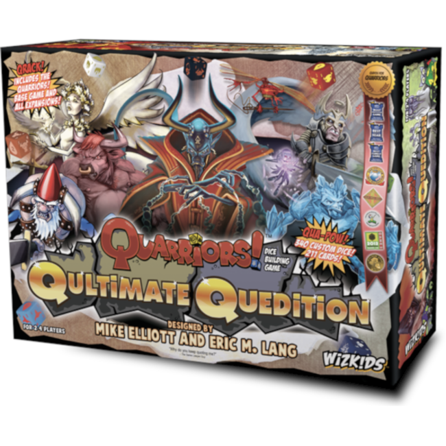 WizKids Quarriors! - Qultimate Quedition [English]