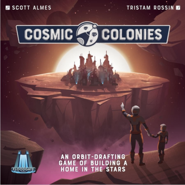 Floodgate Games Cosmic Colonies [anglais]
