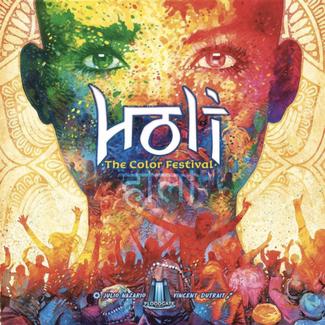 Floodgate Games Holi - The Color Festival [anglais]