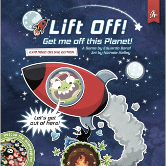 Pencil First Games Lift Off ! - Get me off this planet ! - Deluxe Expended Edition [English]