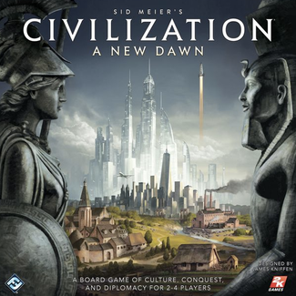 Fantasy Flight Games Civilization - A New Dawn [English]