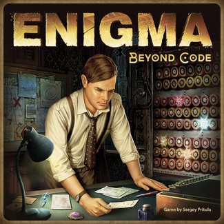 CrowD Games Enigma - Beyond Code [English]