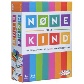 Amigo None of a Kind [English]