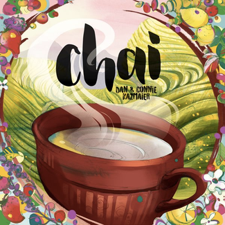 Steeped Games Chai [anglais]