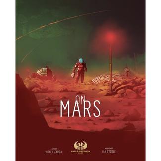 Eagle-Gryphon Games On Mars [anglais]