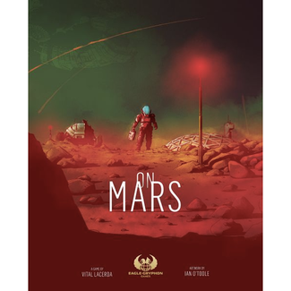 Eagle-Gryphon Games On Mars [English]