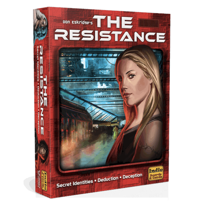 Indie Boards & Cards Resistance (the) [anglais]