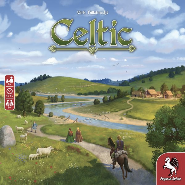 Pegasus Spiele Celtic [English]