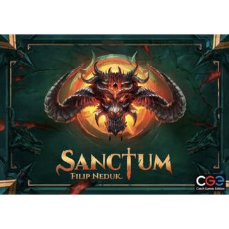 Czech Games Edition Sanctum [anglais]