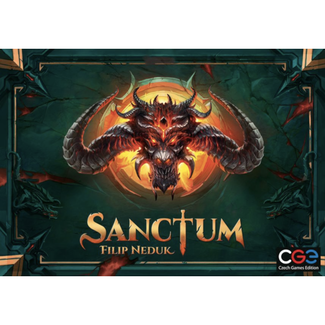 Czech Games Edition Sanctum [English]